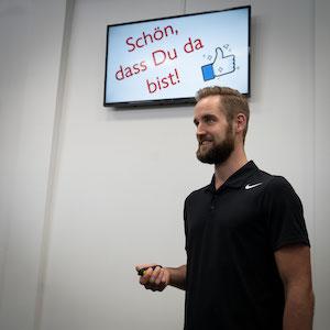 Dominic Kroll Personal Trainer in Saarlouis